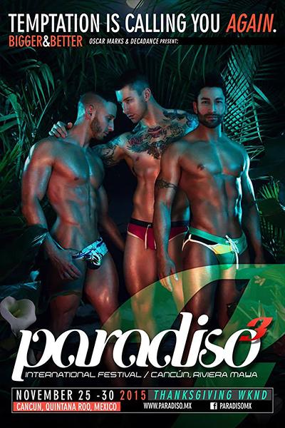 Paradiso: Cancun