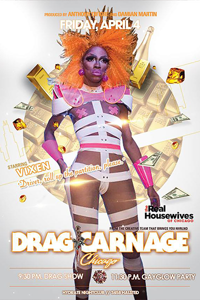 Drag Carnage: The Real Housewives of Chicago