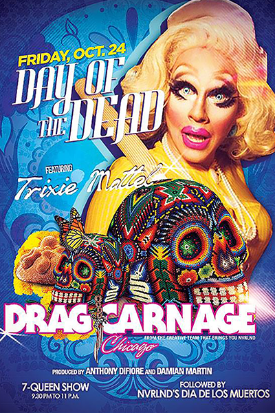 Drag Carnage: Day of the Dead
