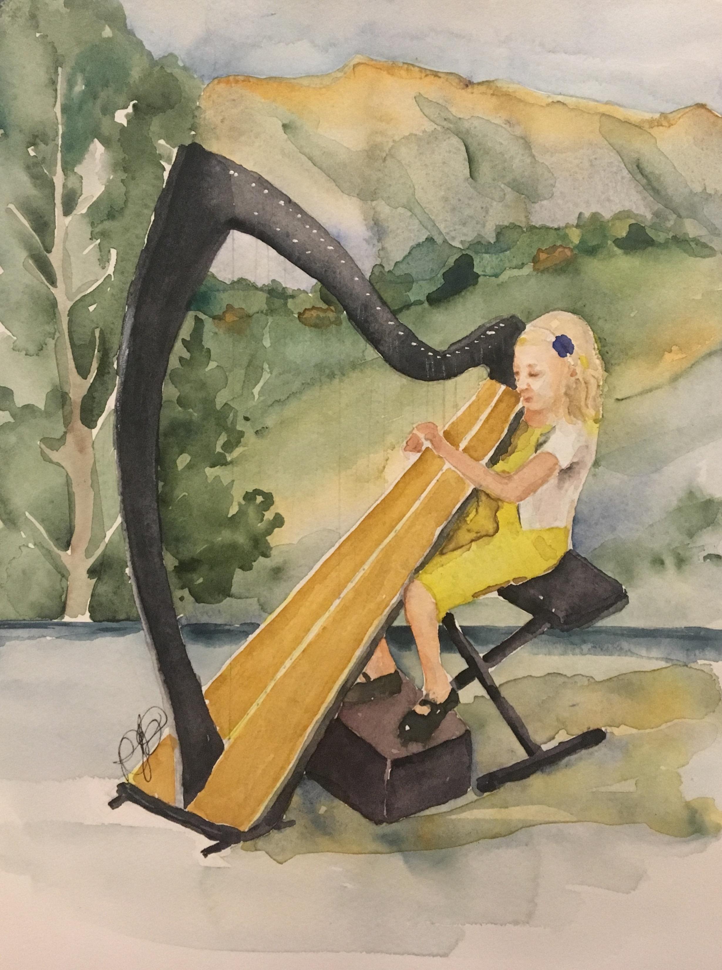 Eva's Harp