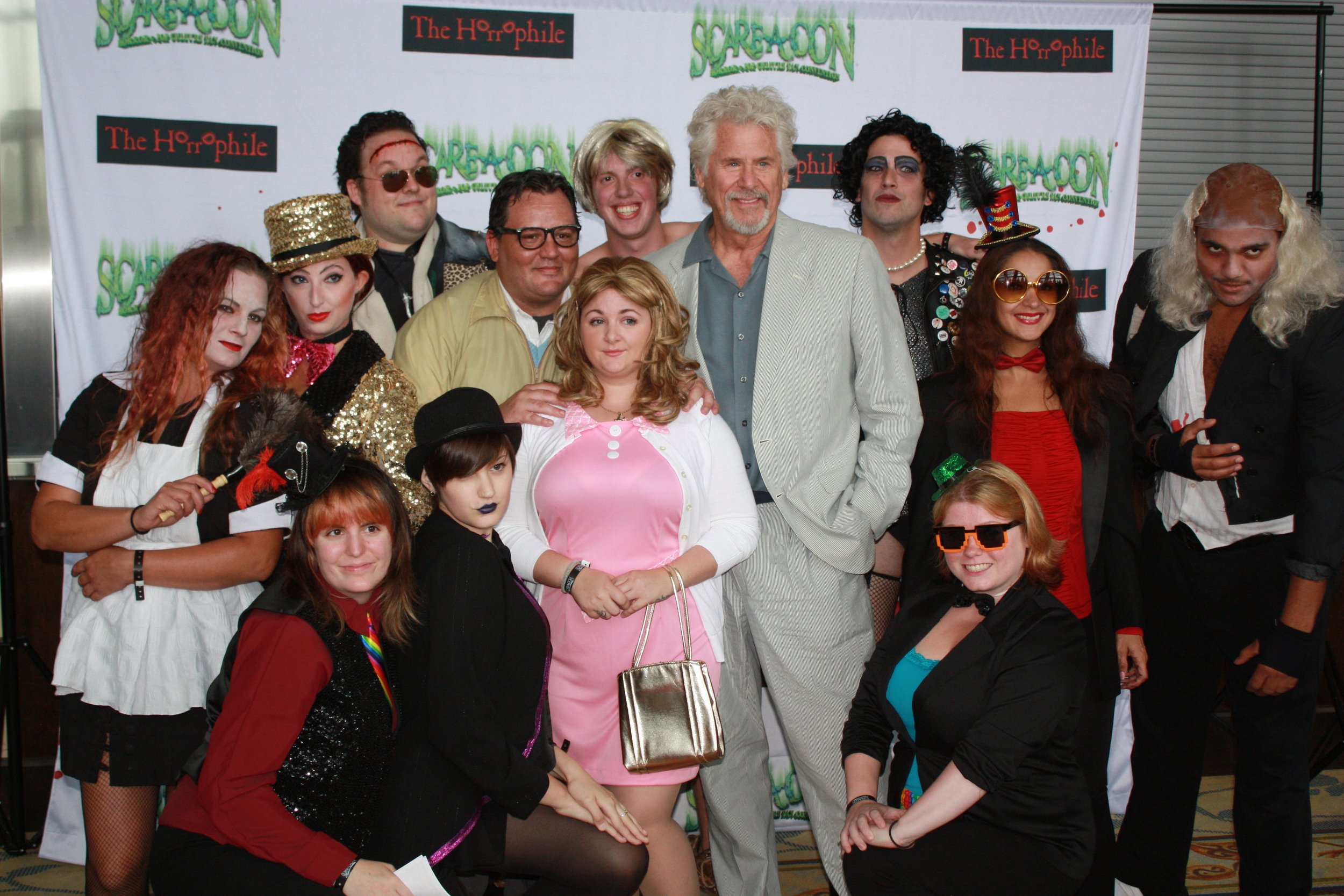 THE KIDS OF ALBANY WITH THE ASSHOLE HIMSELF BARRY BOSTWICK