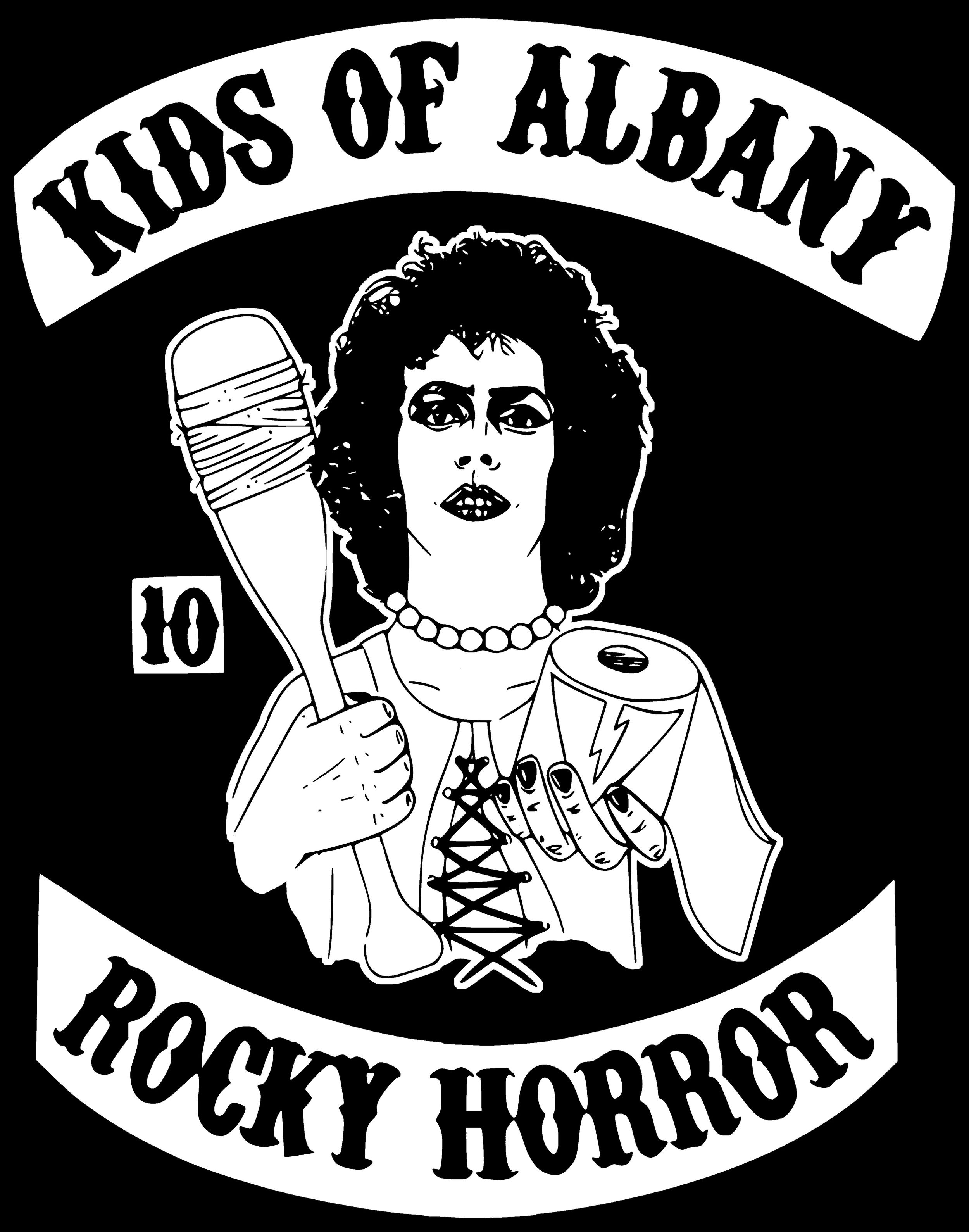 THE KIDS OF ALBANY OFFICIAL LOGO