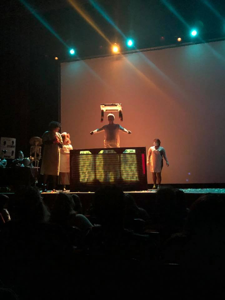 Sexiness is born- The Palace Theatre 2017
