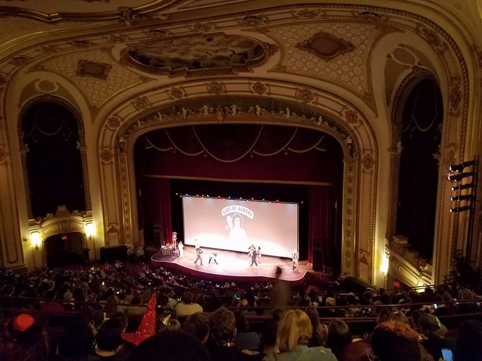 Virgin Sacrafice at The Palace Theatre 2017