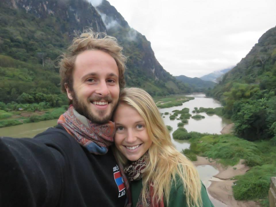 Backpacking Laos