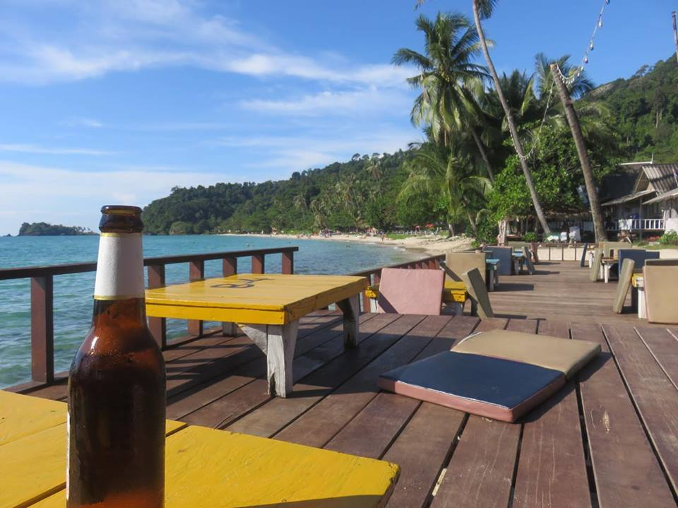 We thought we would stay in Koh Chang, Thailand for a couple days and ended up staying an entire week.