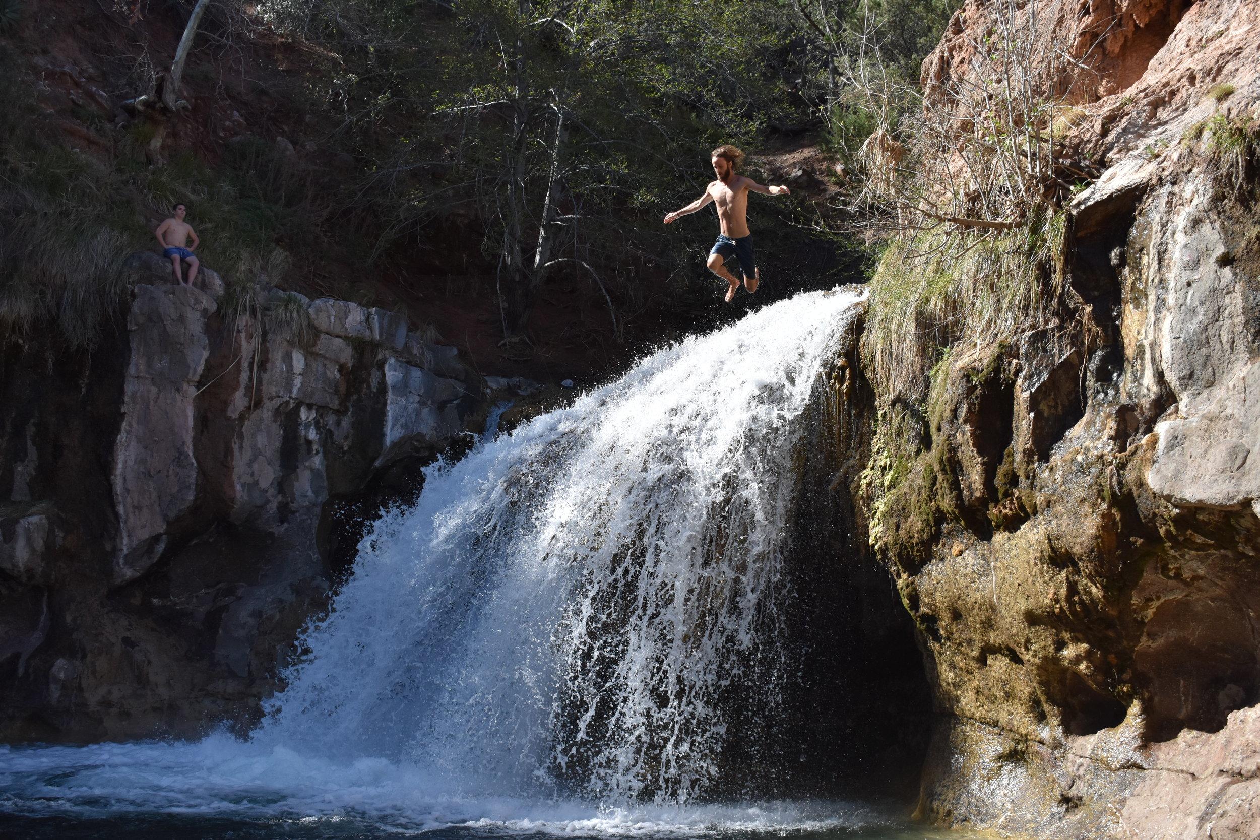 Fossil Creek - Camp Verde