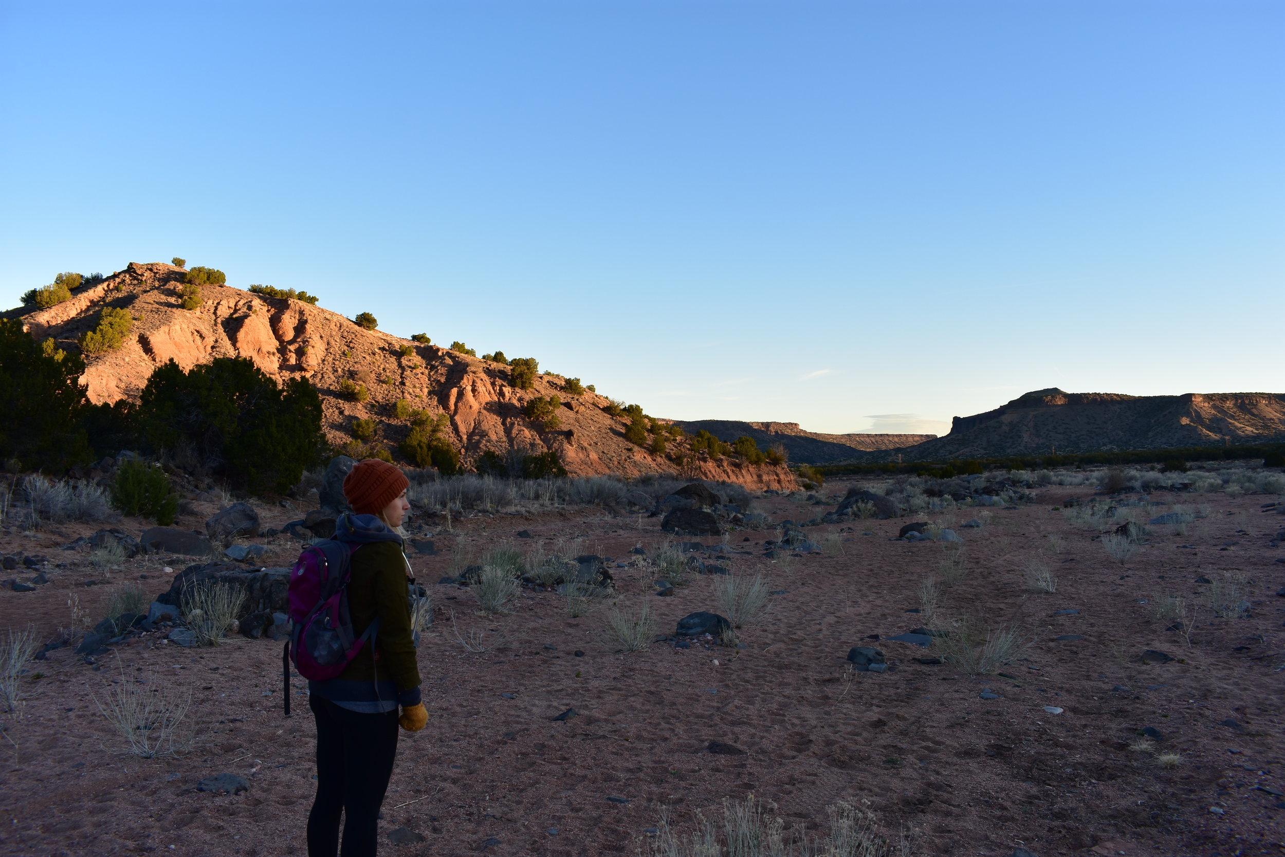 Diablo Canyon - Santa Fe