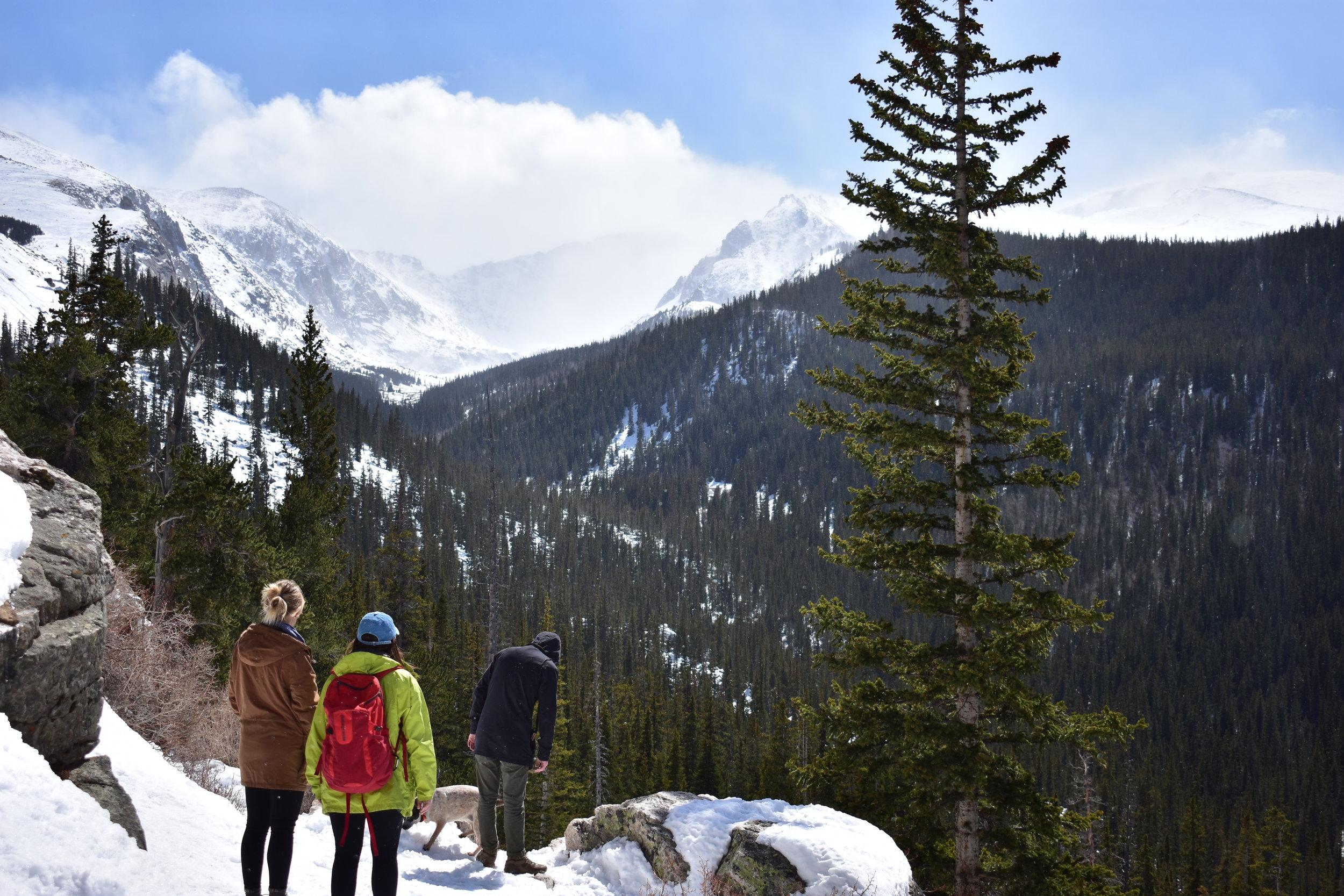 Chicago Lakes Trail - Denver