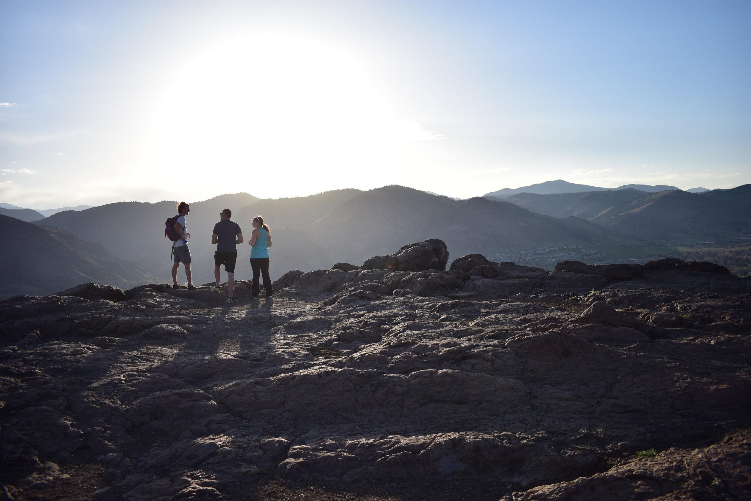 South Table Mountain - Denver