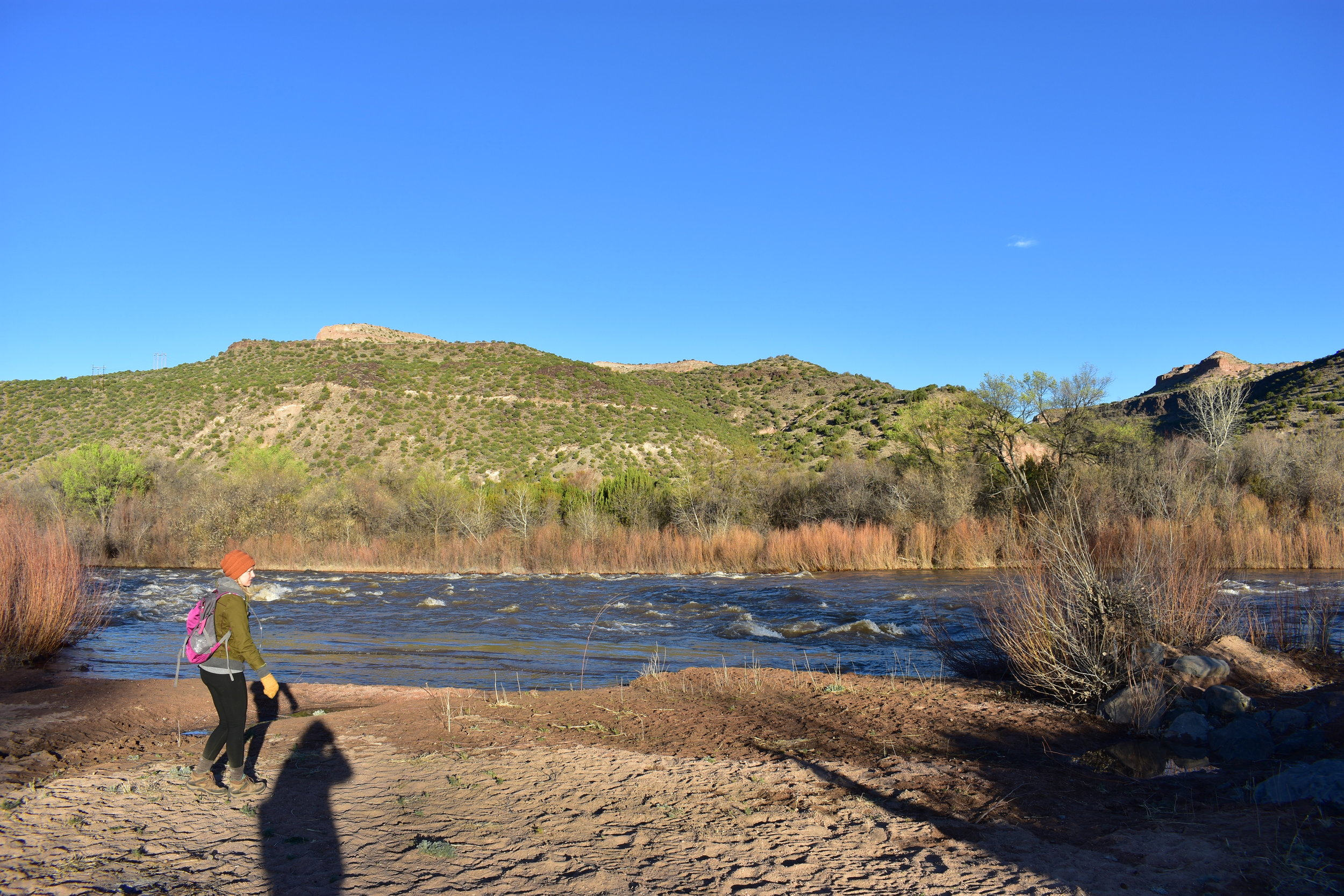 Rio Grande - Diablo Canyon
