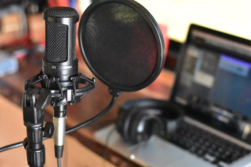 Recording Microphone and Cubase