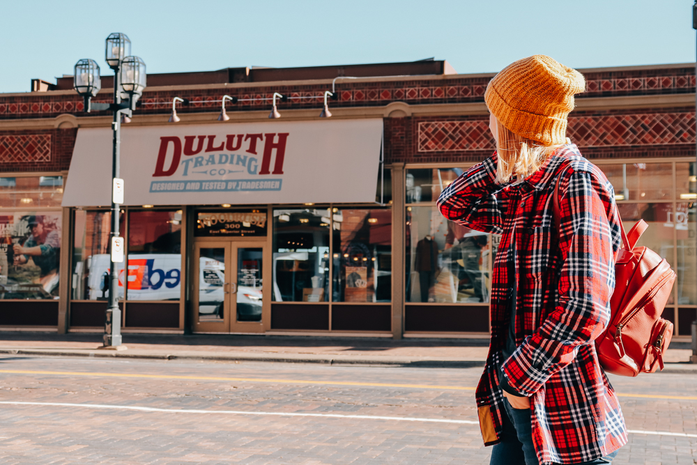 Duluth Trading store in Duluth, MN