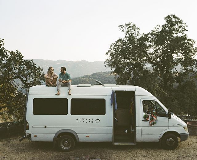 Sometimes we look back and can't believe the transformation our van went through from the day we bought it. When our #vanlife dreams were just starting, we spent hours everyday looking for a van. We didn't have much money and we didn't know much about vehicles - but that didn't stop us! After months of looking, we came across what would soon be our home on wheels. This old airport shuttle bus wasn't beautiful to most, but to us it was perfect. Swipe to see a little #tbt to the day we bought Sonder and brought him home! 🙌🚐💨 - 📷: The epic @jamesbarkman - #vanlifers #homeonwheels #projectvanlife #vanlifediaries #dreamscometrue #vanlifeexplorers #travellife