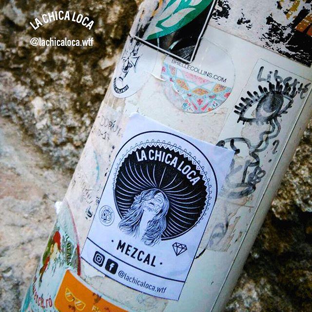 Make free your #wildheart . @lachicaloca.wtf @mezcallachicaloca 🖤 . . . . . #mezcallachicaloca #mezcal #craftbeer #cervezasartesanales