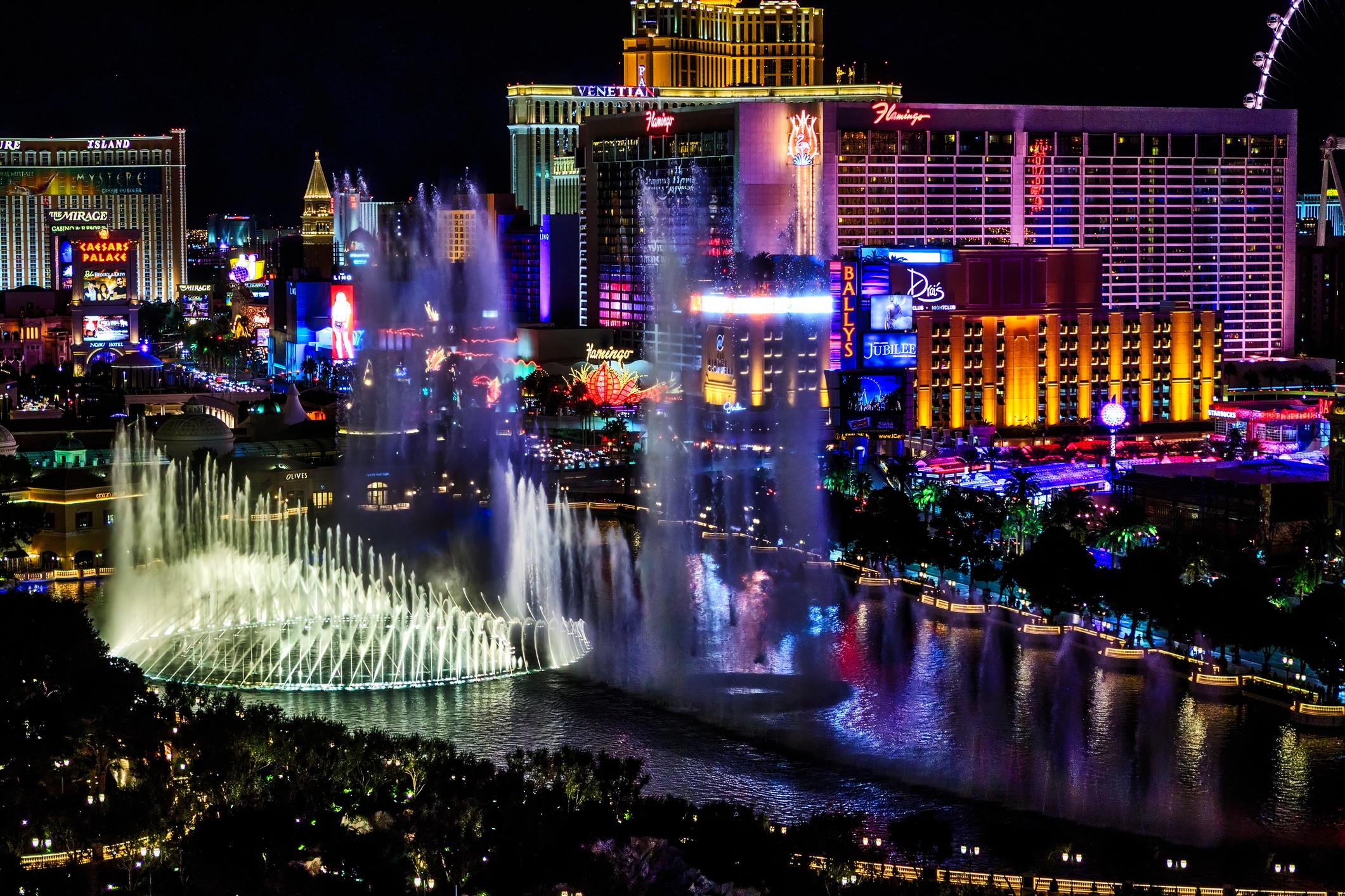 Adrenaline Rush Slingshot Las Vegas