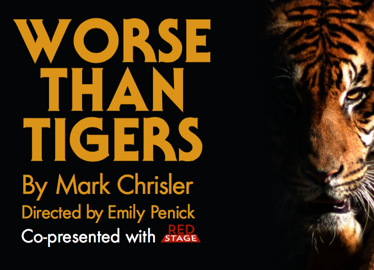 RED STAGE's inaugural production, at ACT Theatre in 2016.
