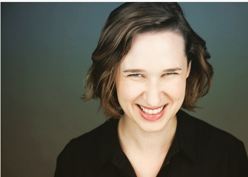 Emily Penick. founding Artistic Director of RED STAGE