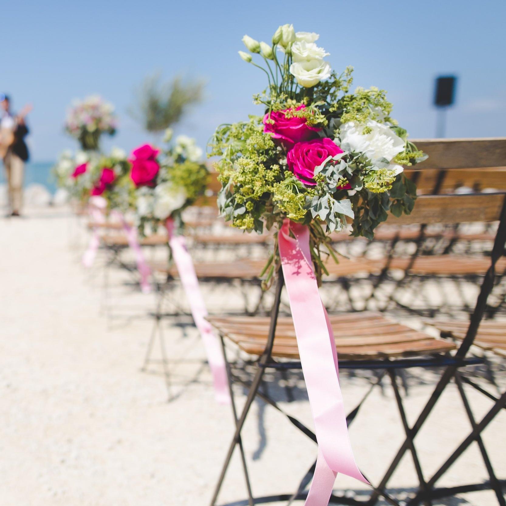 chair florals