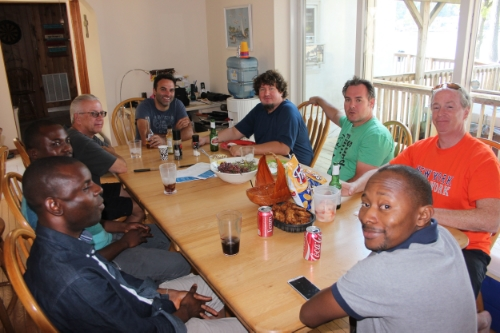 Men's Ministry Retreat