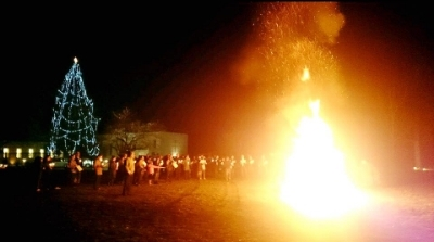 The Burning of the Greens