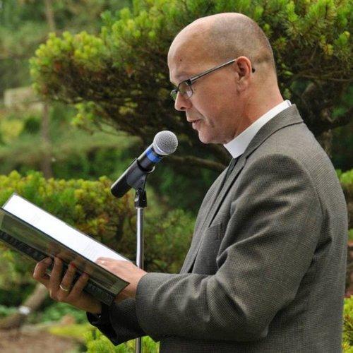 Social Media & Content Editor, Rev. George Baum