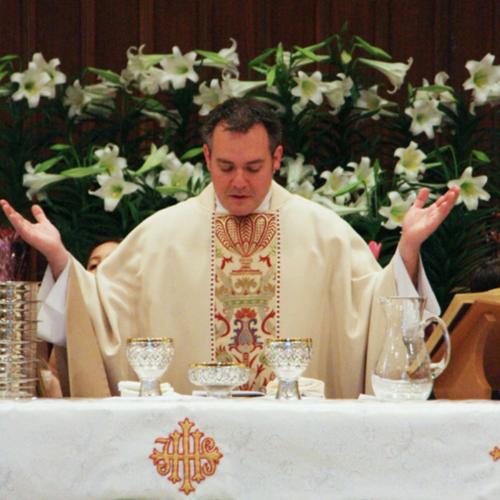 Pastor Justin Vetrano