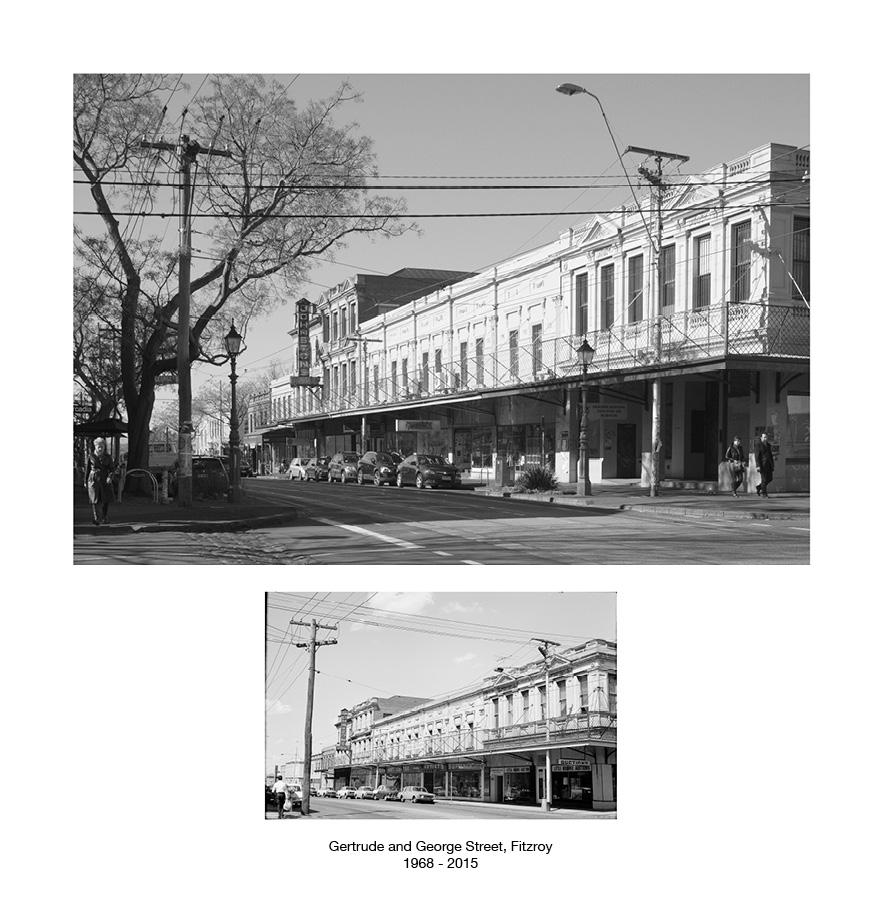 Gertrude Street and George Street, Fitzroy c.1968 - 2015.jpg
