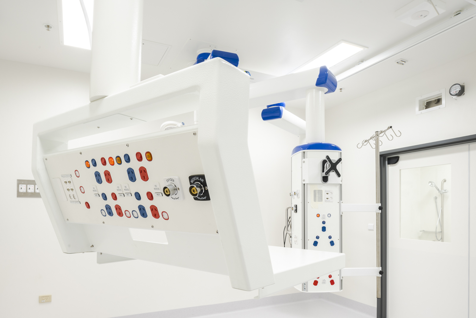 Intensive Care Unit Pod - Royal Melbourne Hospital