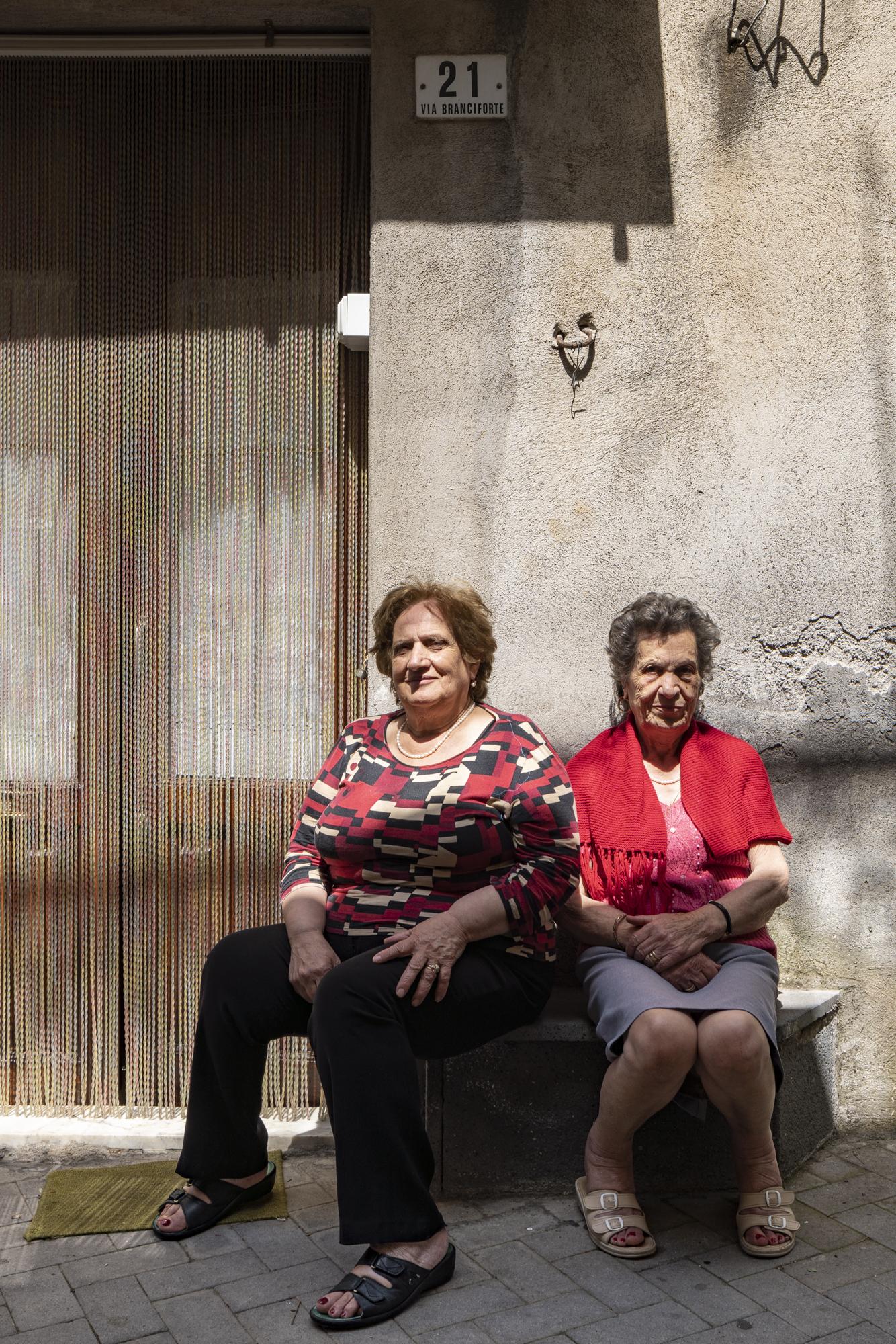 Best friends. Randazzo, Catania
