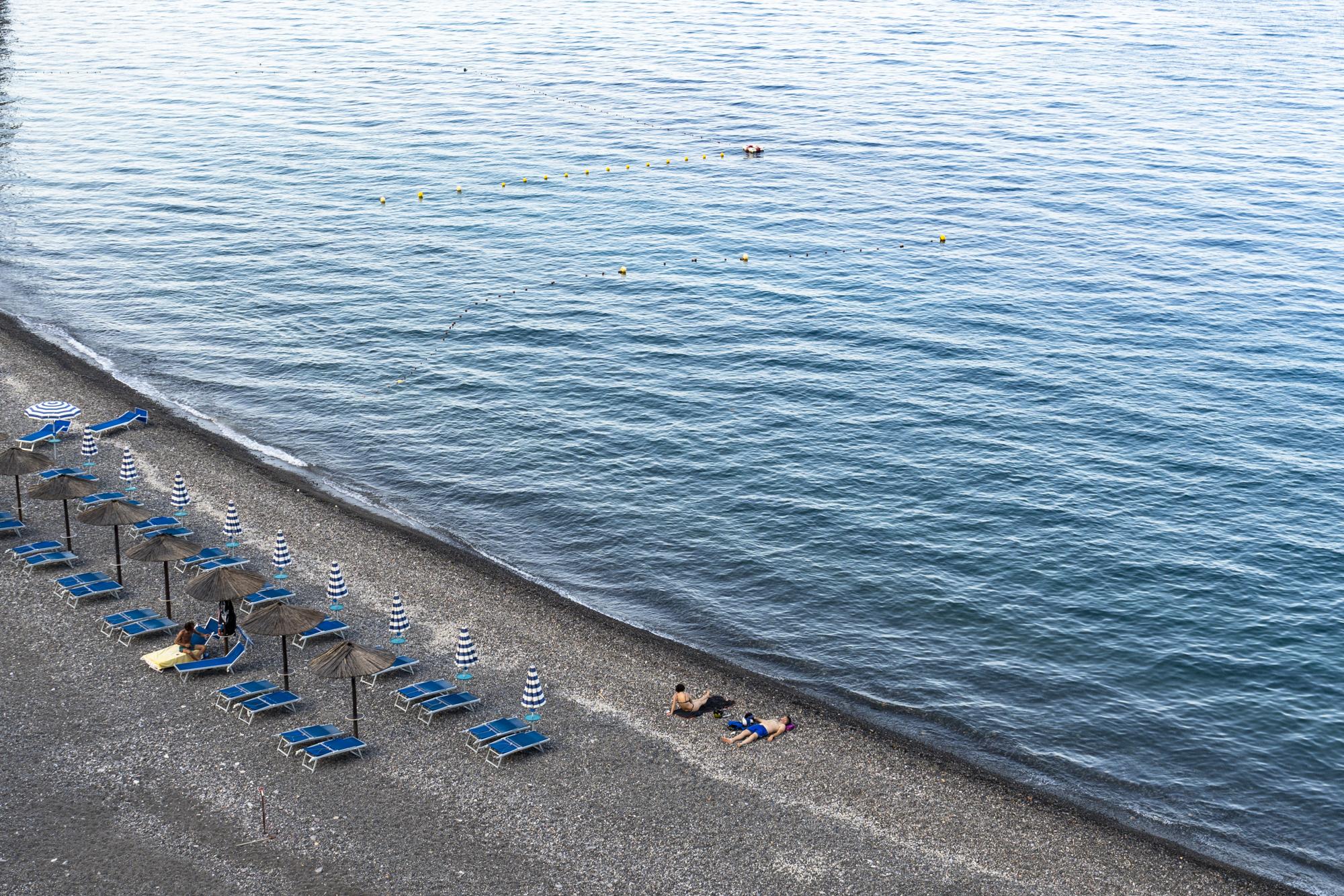 Spiagge Bianche (White Beach), Lido, Lipari