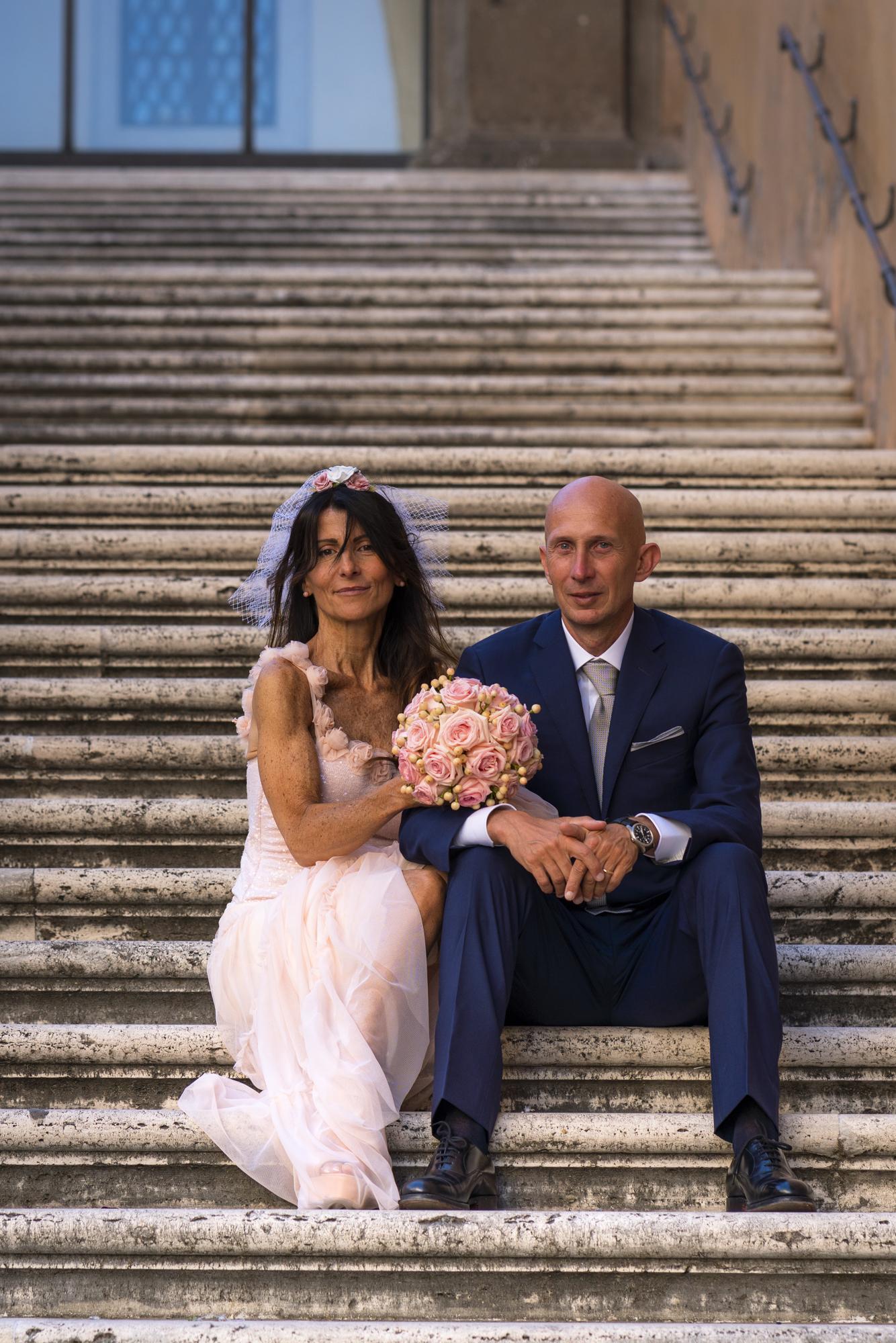 Wedding, Rome