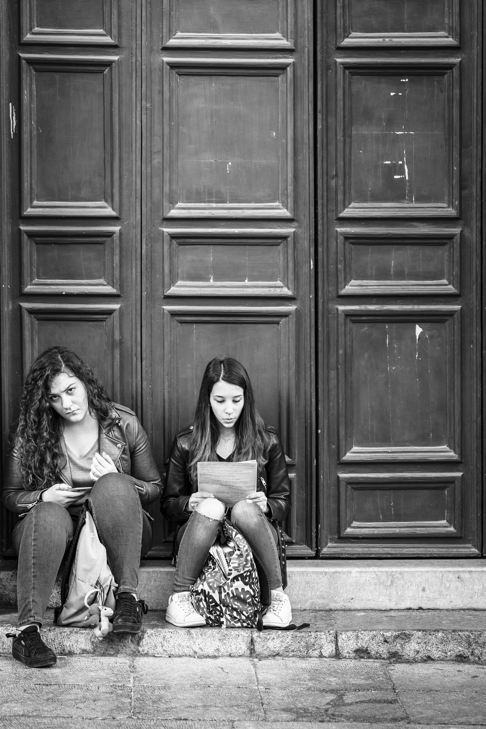 Students, Palermo
