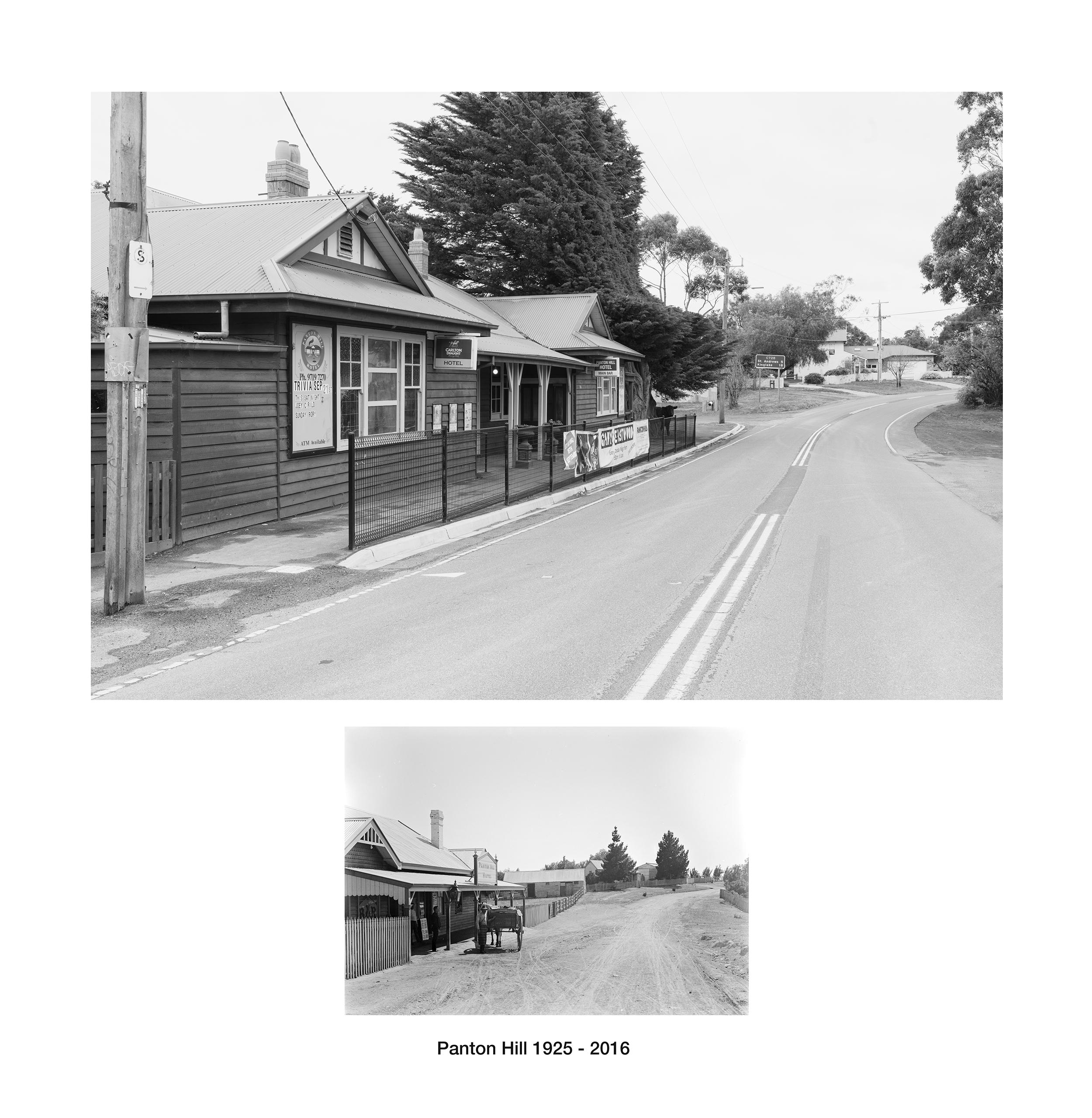 Panton Hill 1925 - 2016
