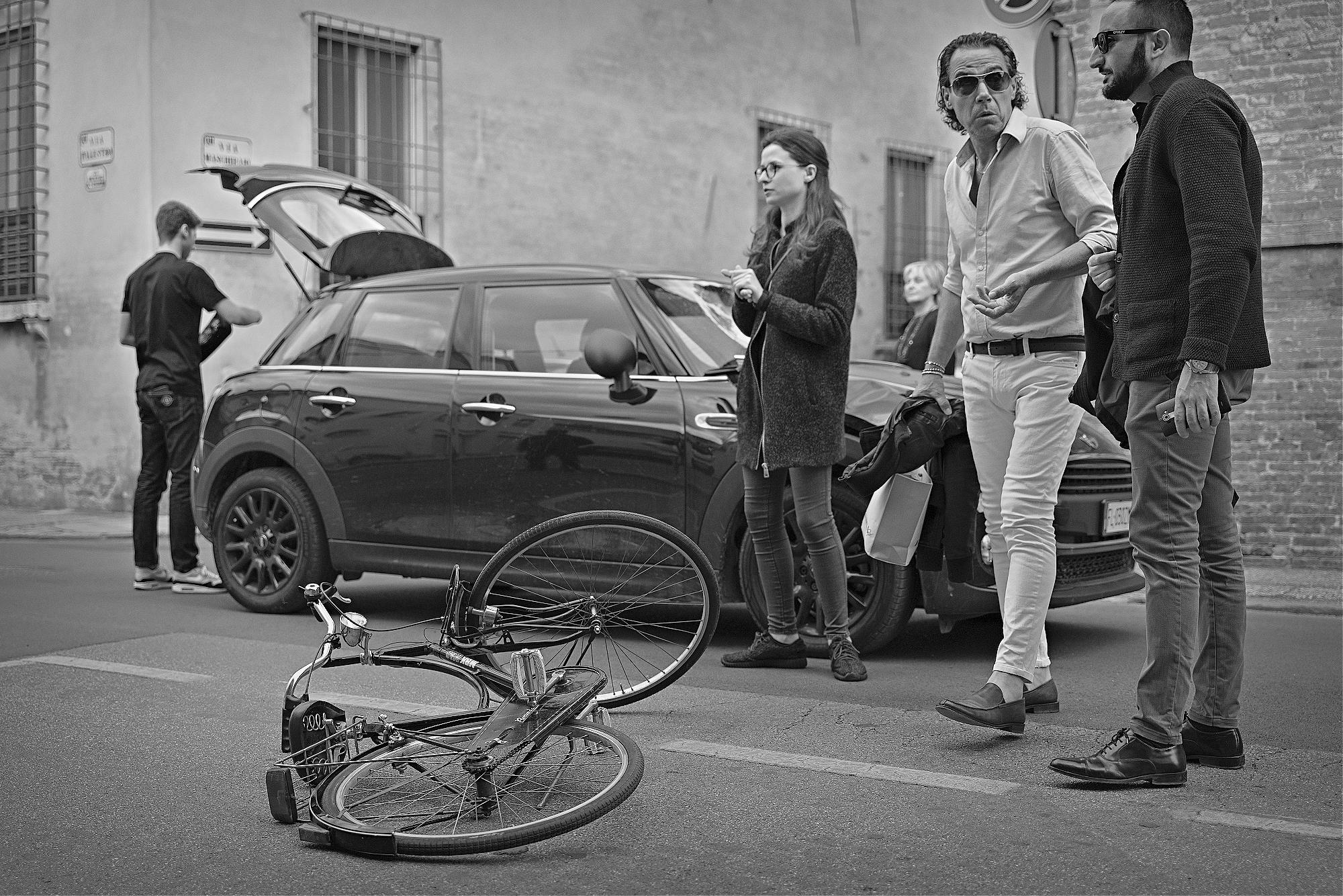 Cycling fatality, Ferrara