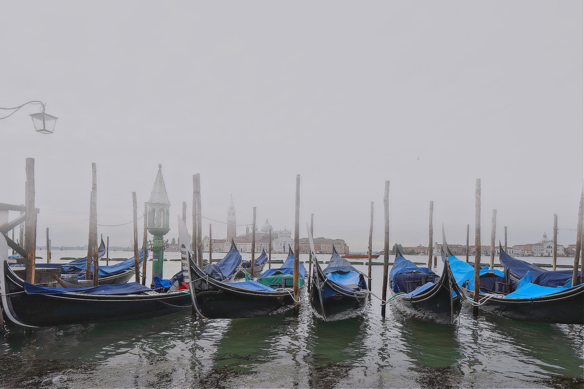 Misty Venice
