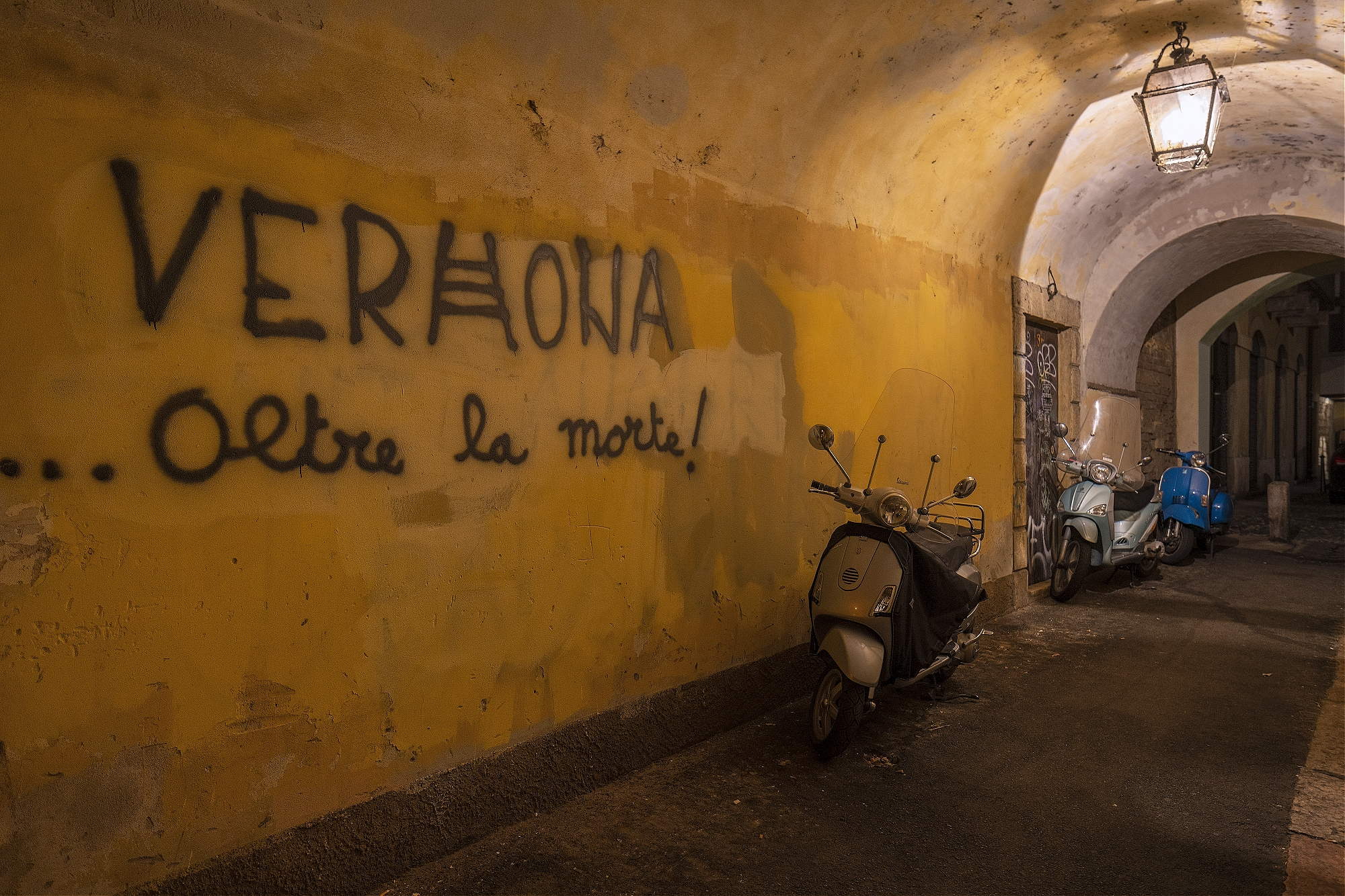 Underpass, Verona
