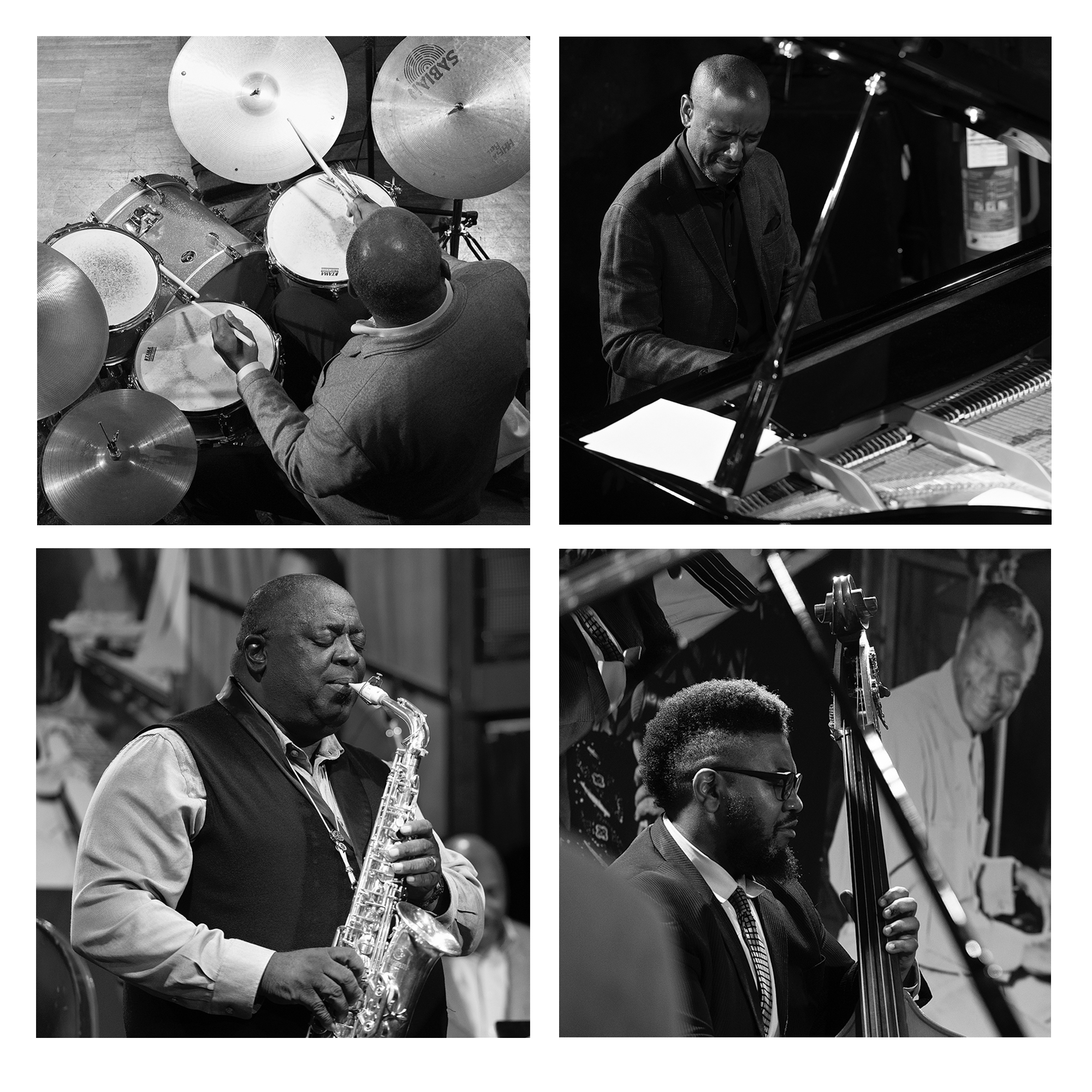 Alvin Queen Quartet, Jazz Club Torino, Turin