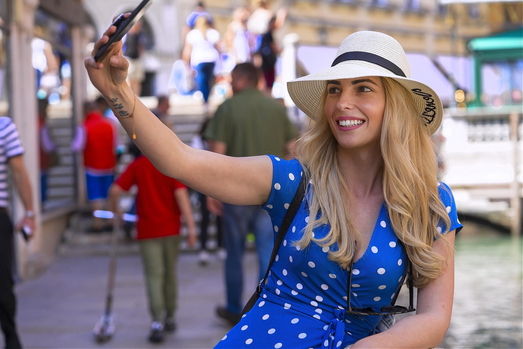 Selfie, Venice