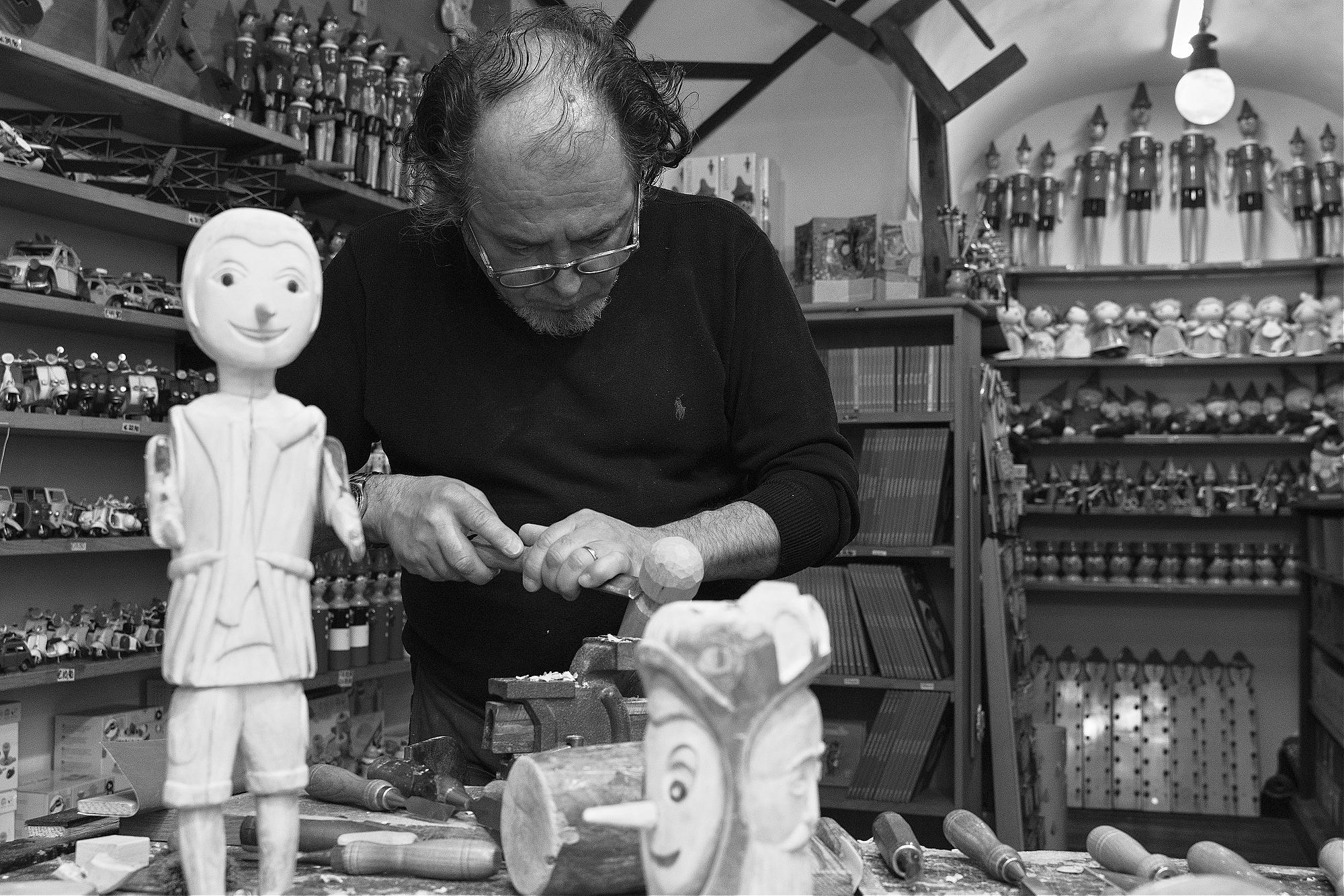 Toymaker, Rome