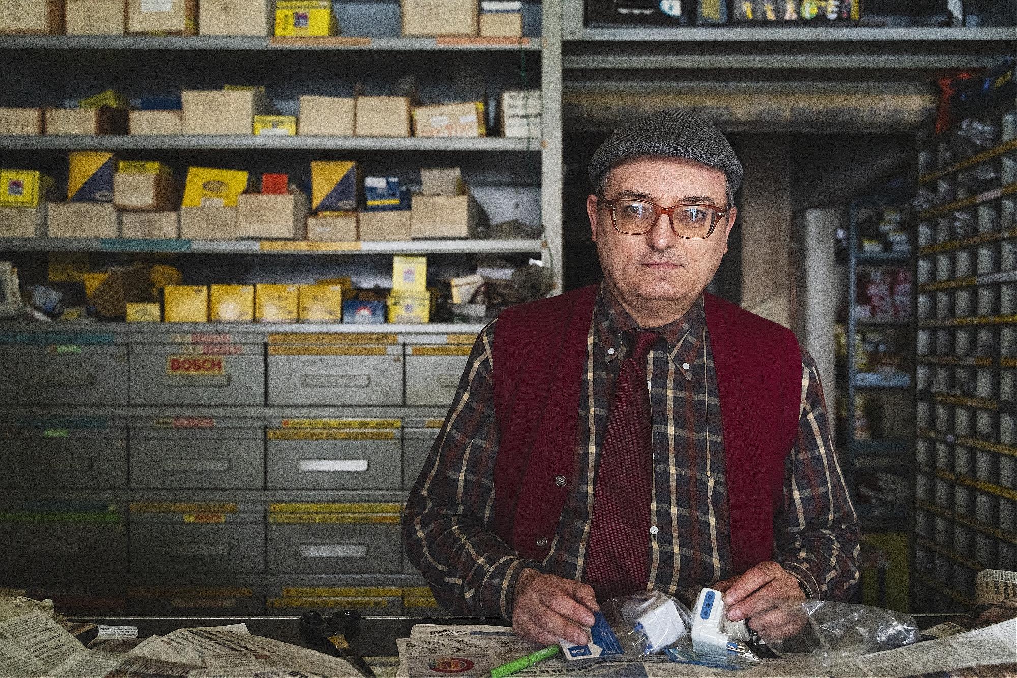 Bruno, Auto Electrician, Verona