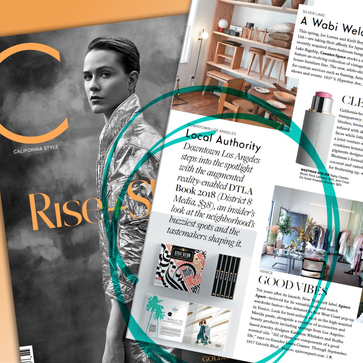 C California Style Magazine   May 2018 Issue