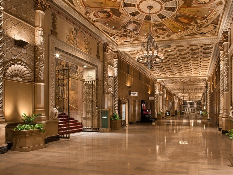 Millennium Biltmore Hotel Los Angeles   506 S Grand Ave., Los Angeles, CA 90071