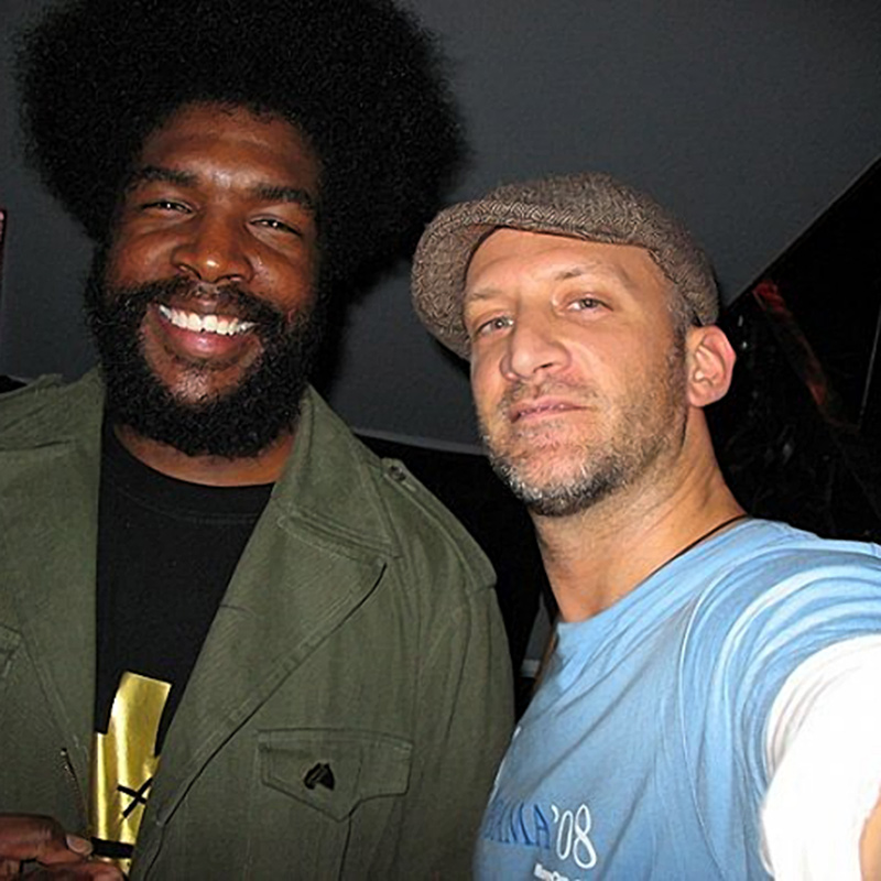 ?uestlove of The Roots