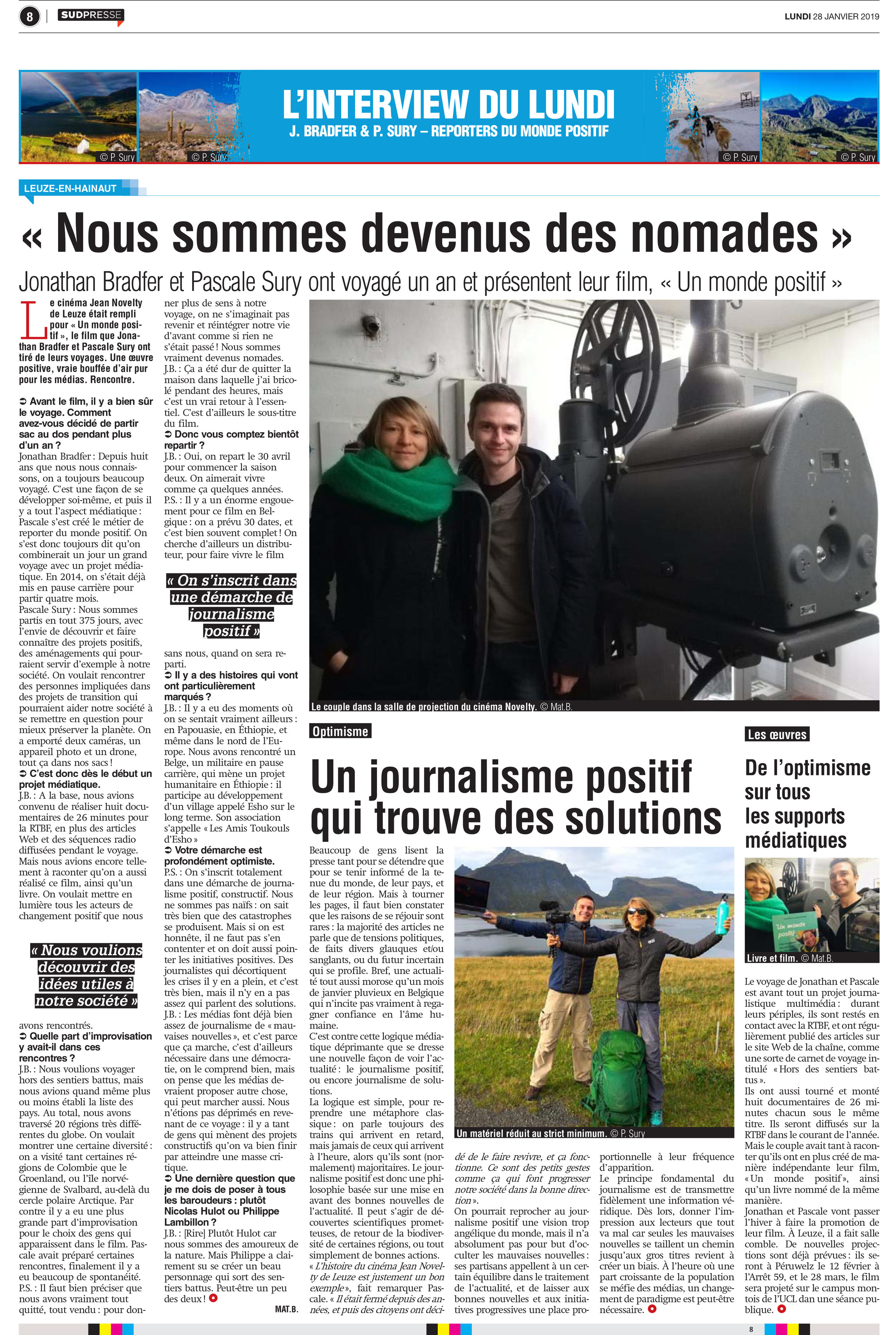 Sud Presse