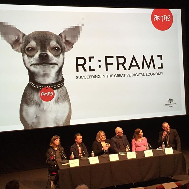 Re:Frame - AFTRS