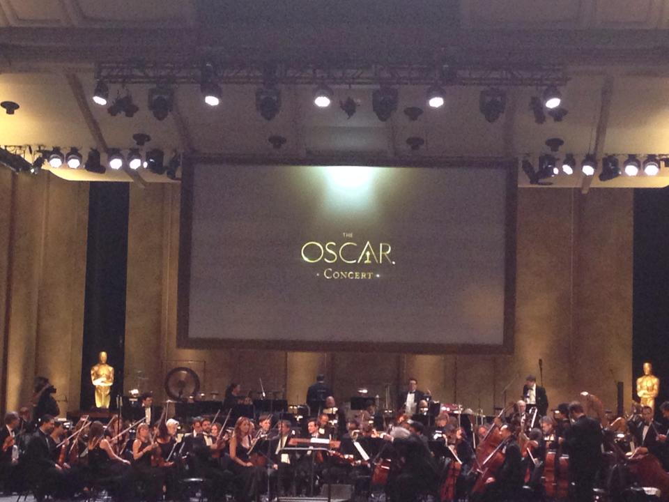 From the Oscar Concert, Los Angeles 2014