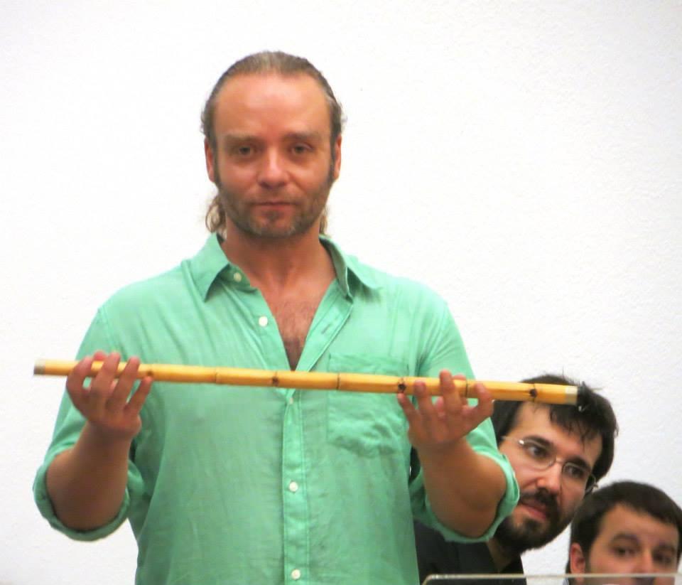 Demonstration of Turkish Ney
