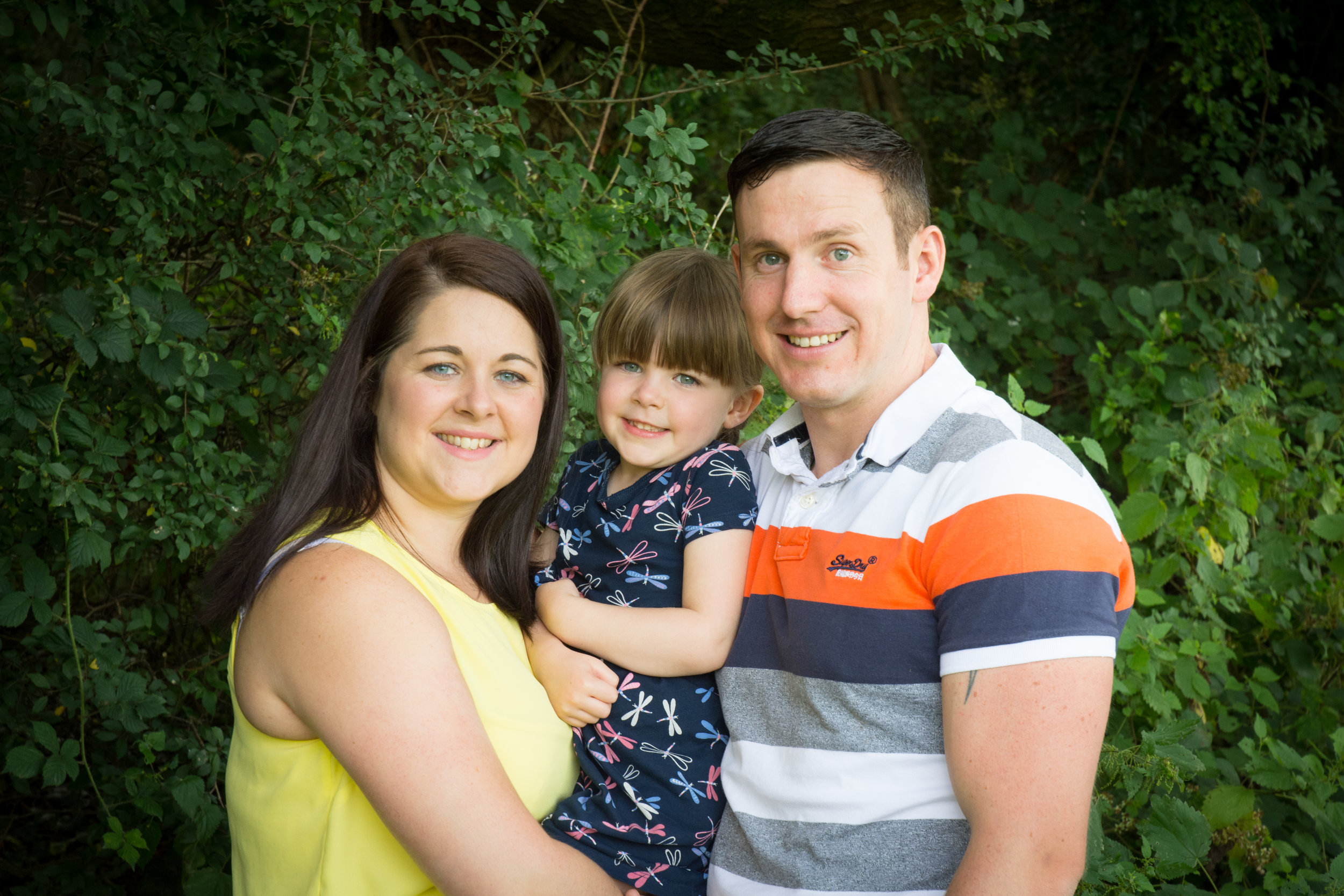 Canty Family -