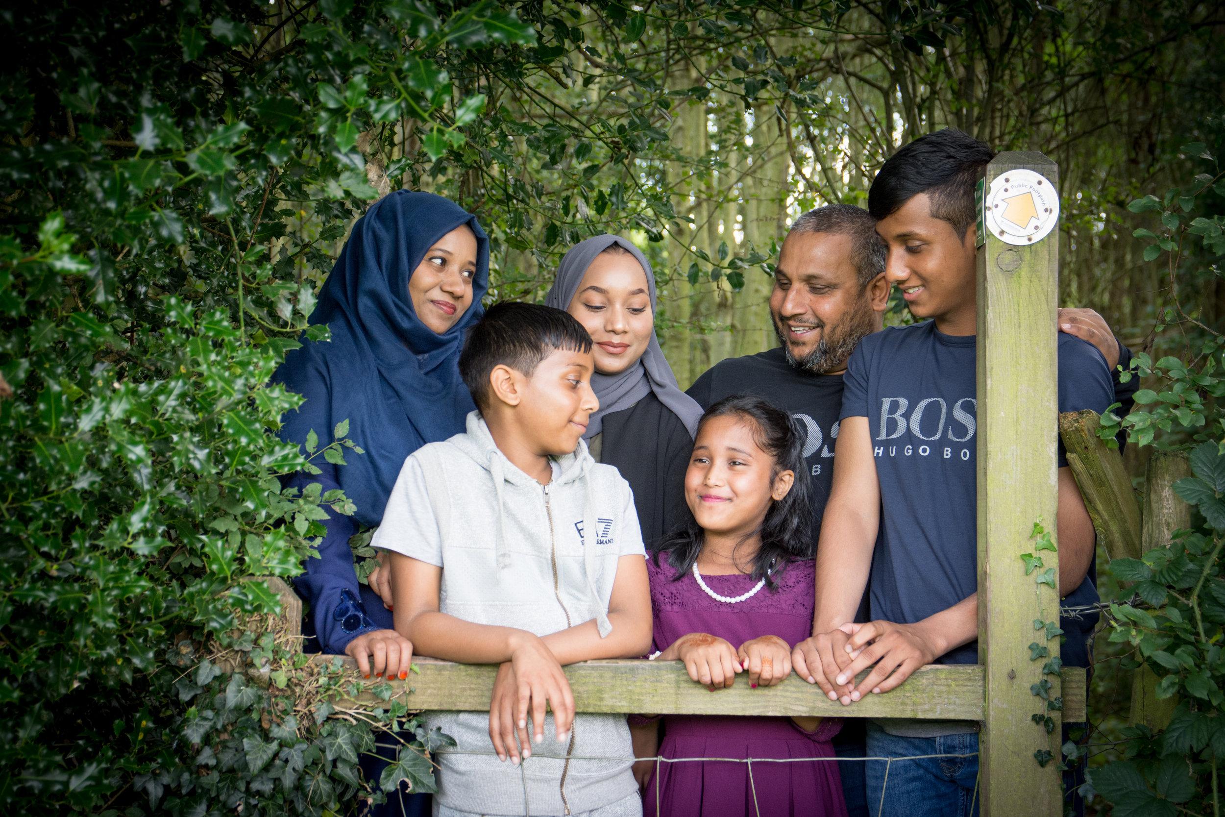 Naz Family -